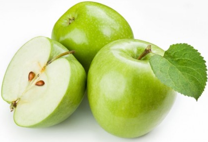 Efficacy of Green Apple Fruit